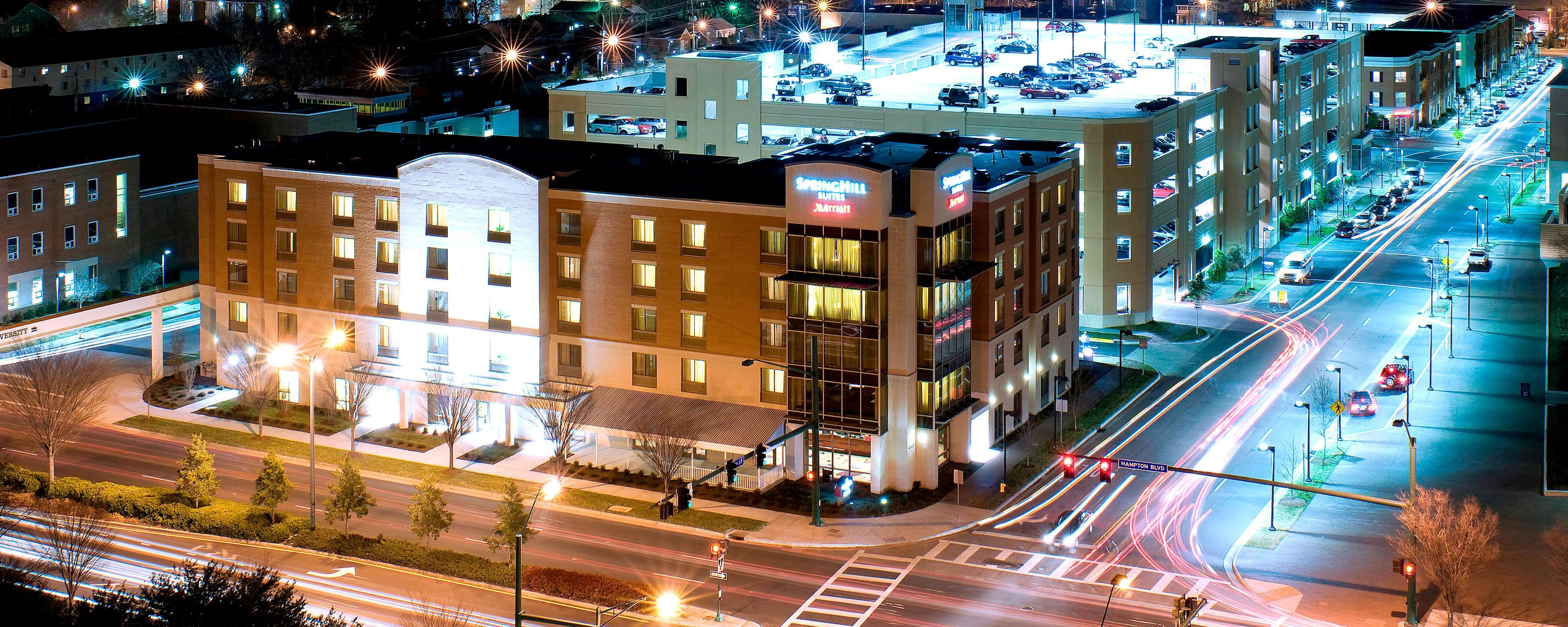 The SpringHill Suites ODU