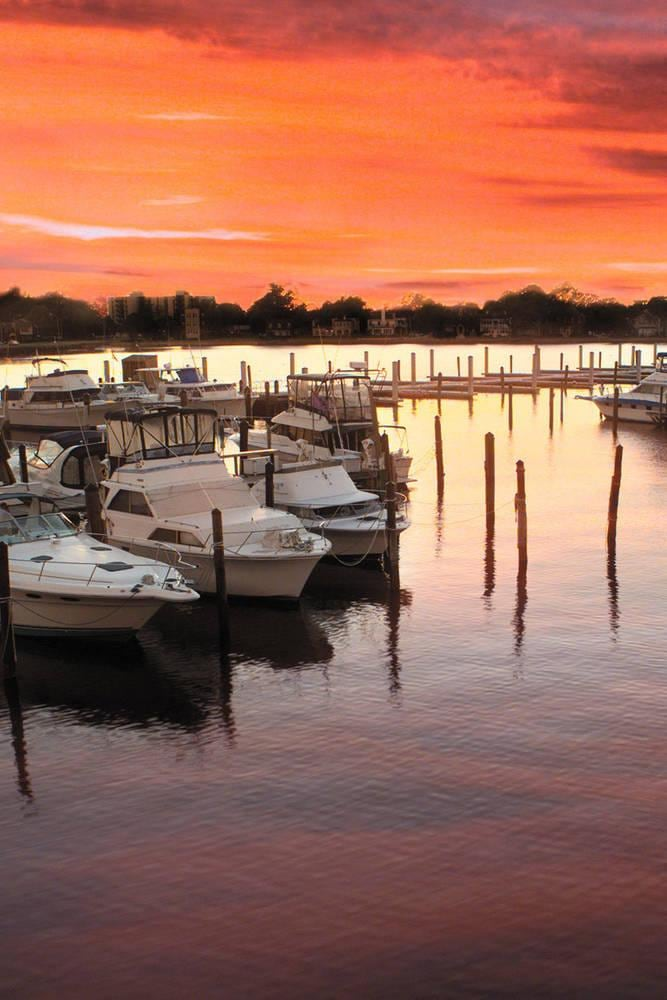 Norfolk Intercoastal Waterway Marinas
