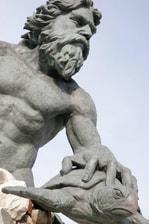 King Neptune's Statue