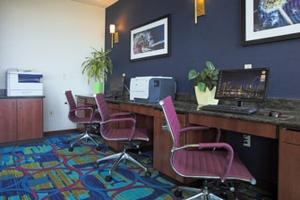 SpringHill Suites Virginia Beach Oceanfront Business Center
