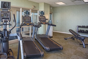SpringHill Suites Virginia Beach Oceanfront Fitness Center