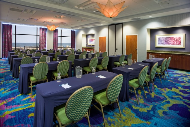SpringHill Suites Virginia Beach Oceanfront Meeting Room