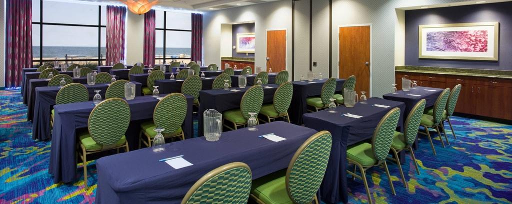 SpringHill Suites Virginia Beach Oceanfront Meeting Room