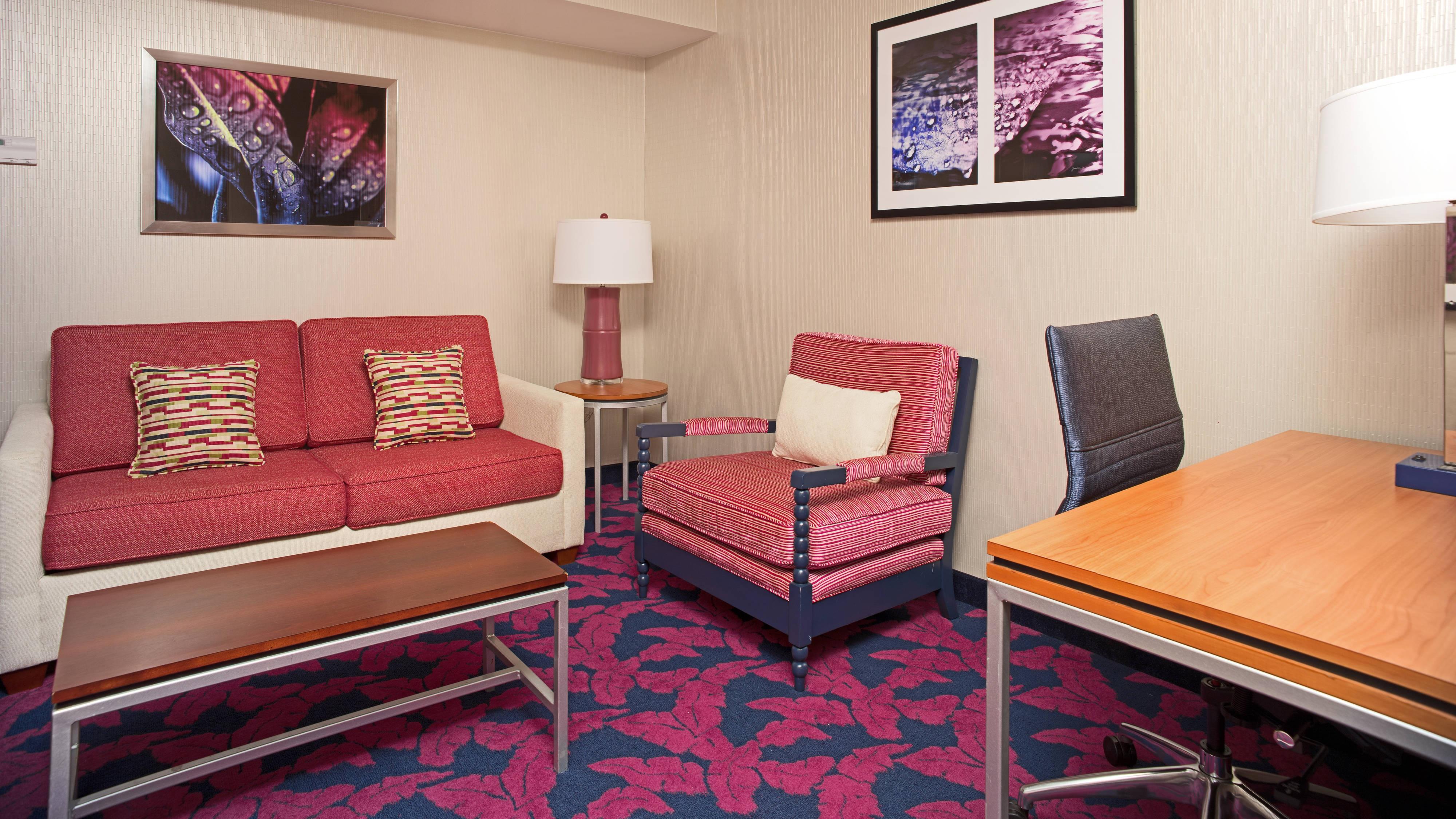 SpringHill Suites Virginia Beach Studio Suite