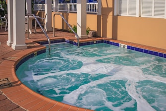 SpringHill Suites Virginia Beach Oceanfront Hot Tub