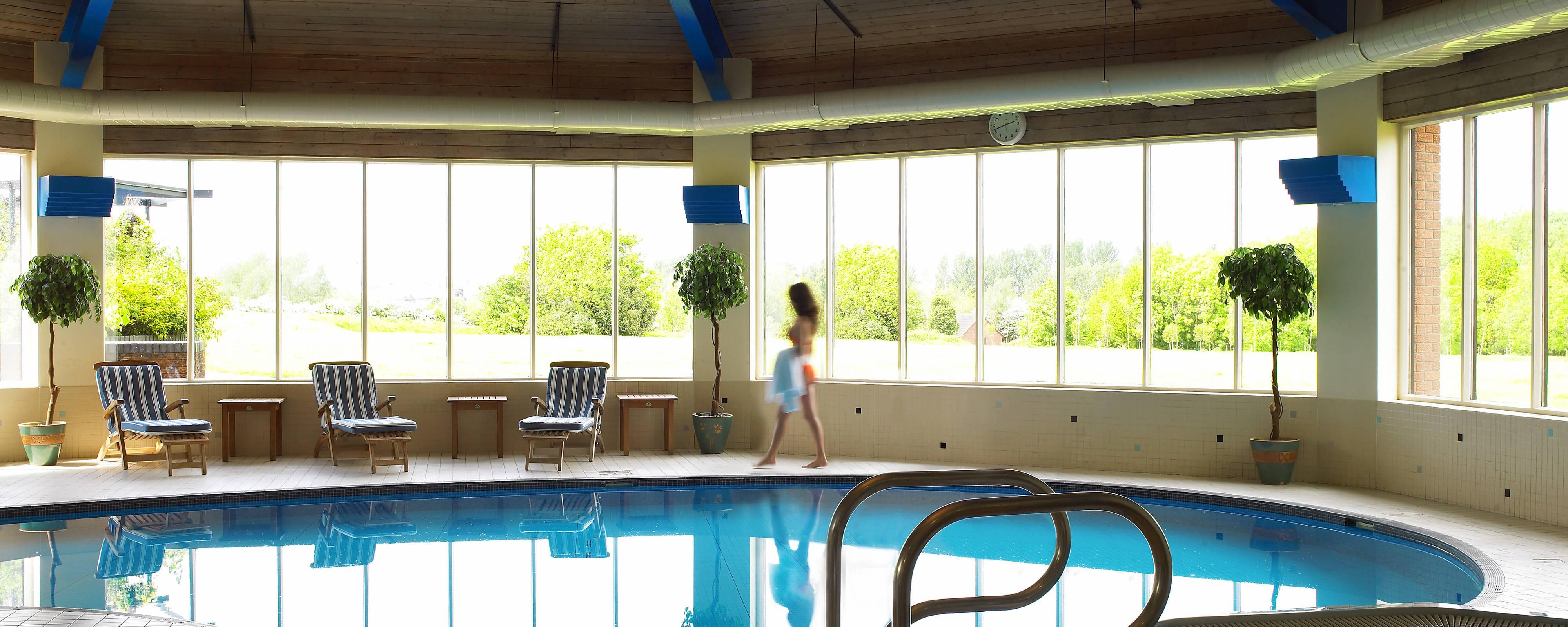 Leisure Club, Northampton Marriott Hotel