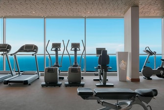 Fitness Center Sea View