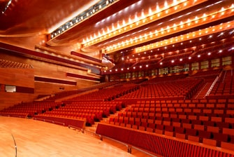 Convention Center - Auditorium