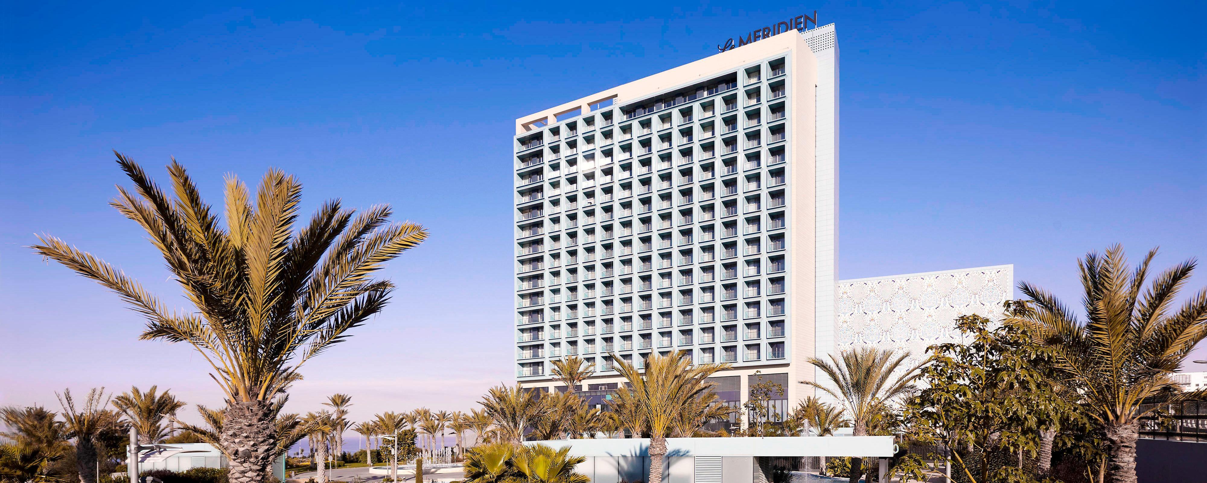 Le Méridien Oran Hotel & Convention Centre - Oran | SPG