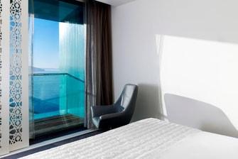 جناح بريميوم - غرفة النوم