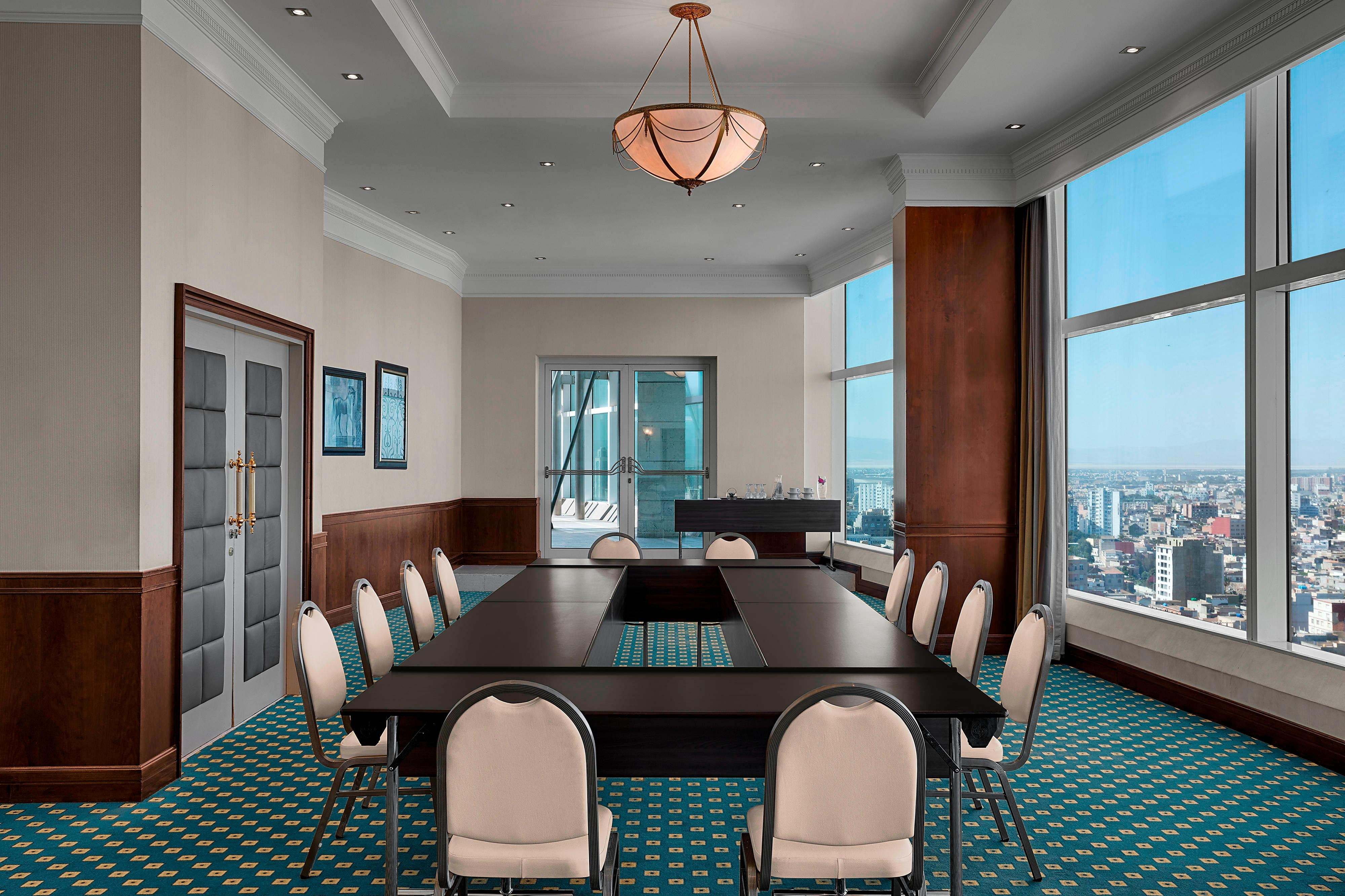 Mostaganem Meeting Room with View