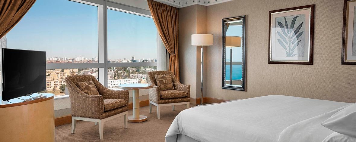 Diplomatic Suite | Bedroom