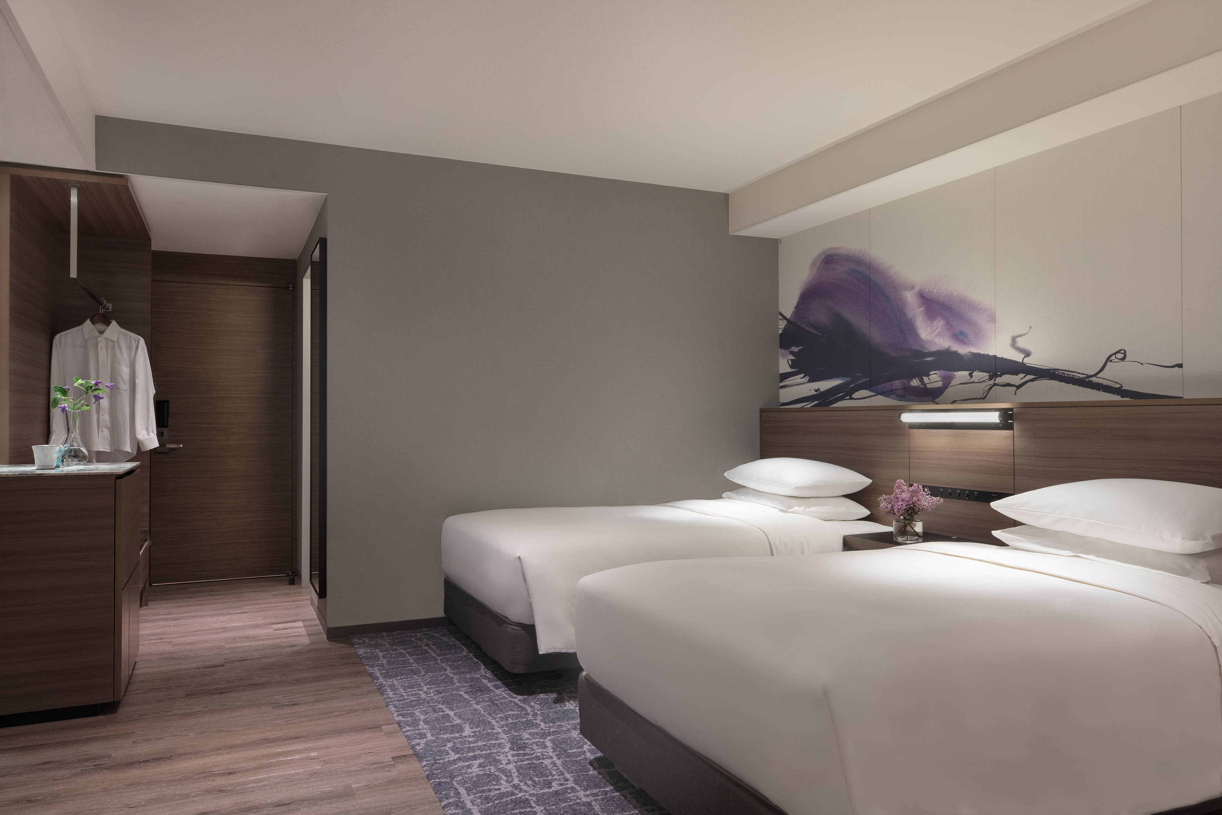 Twin/Twin Superior Guest Room
