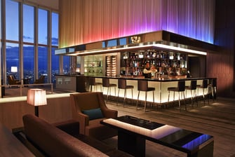 Osaka Marriott Bar