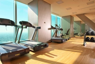 Osaka Marriott Fitness