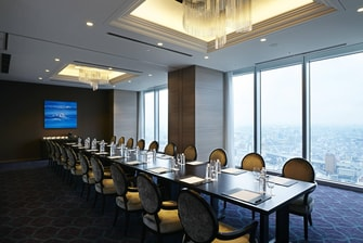 Osaka Marriott Meeting room