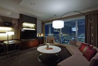 Osaka Marriott Suite