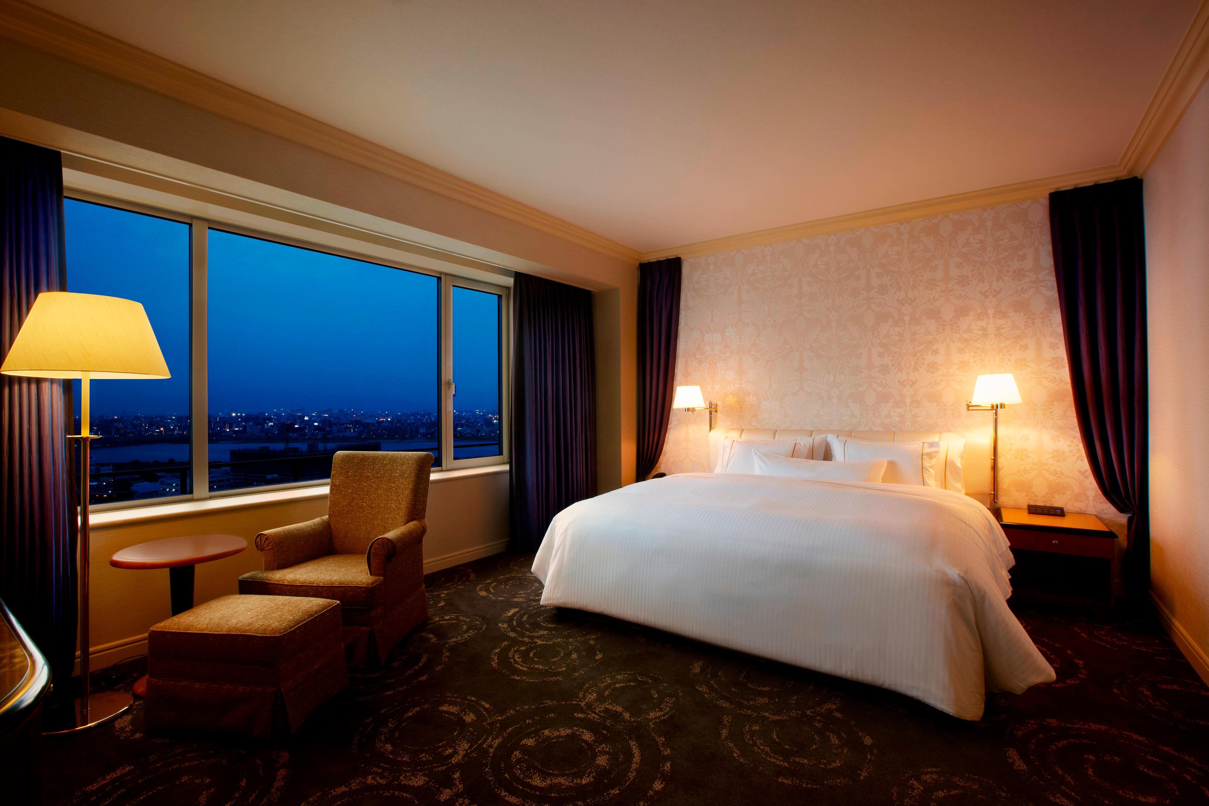 Luxury com cama de casal