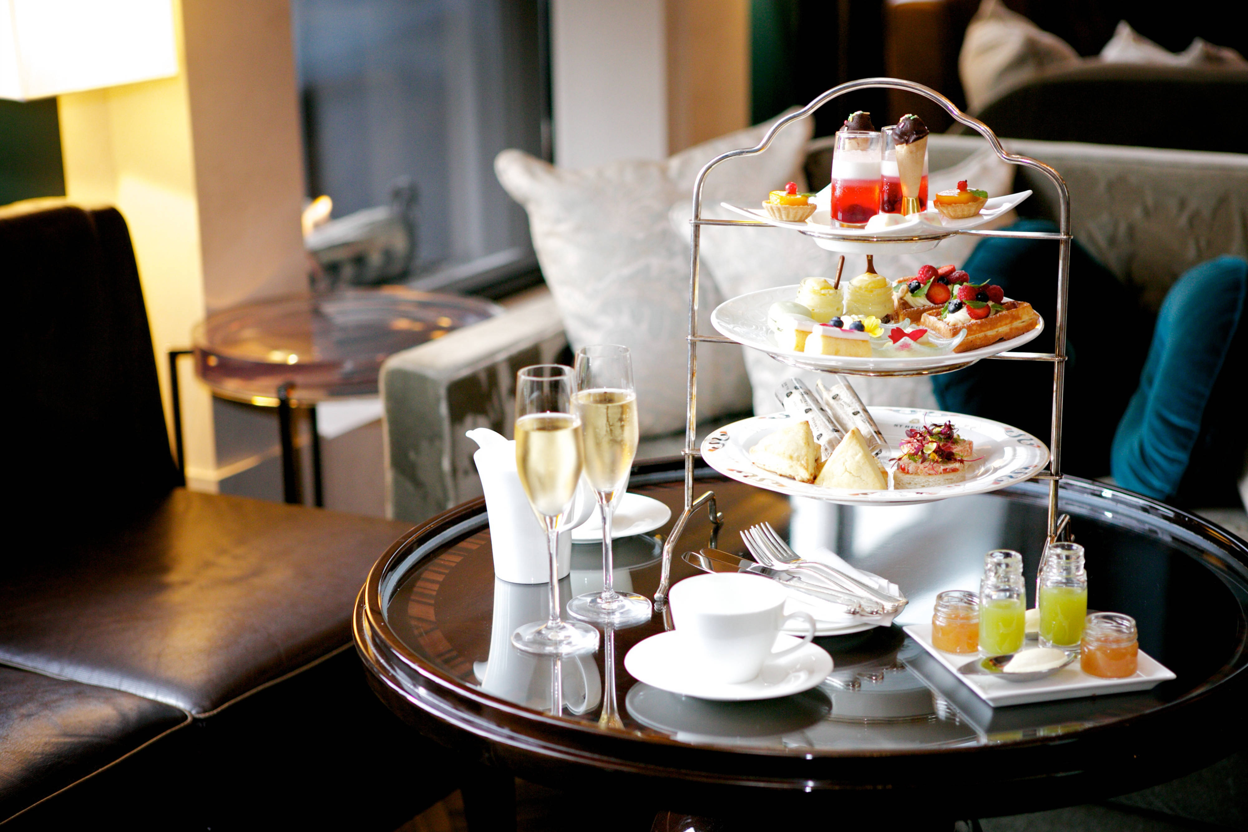 St. Regis Bar Afternoon Tea