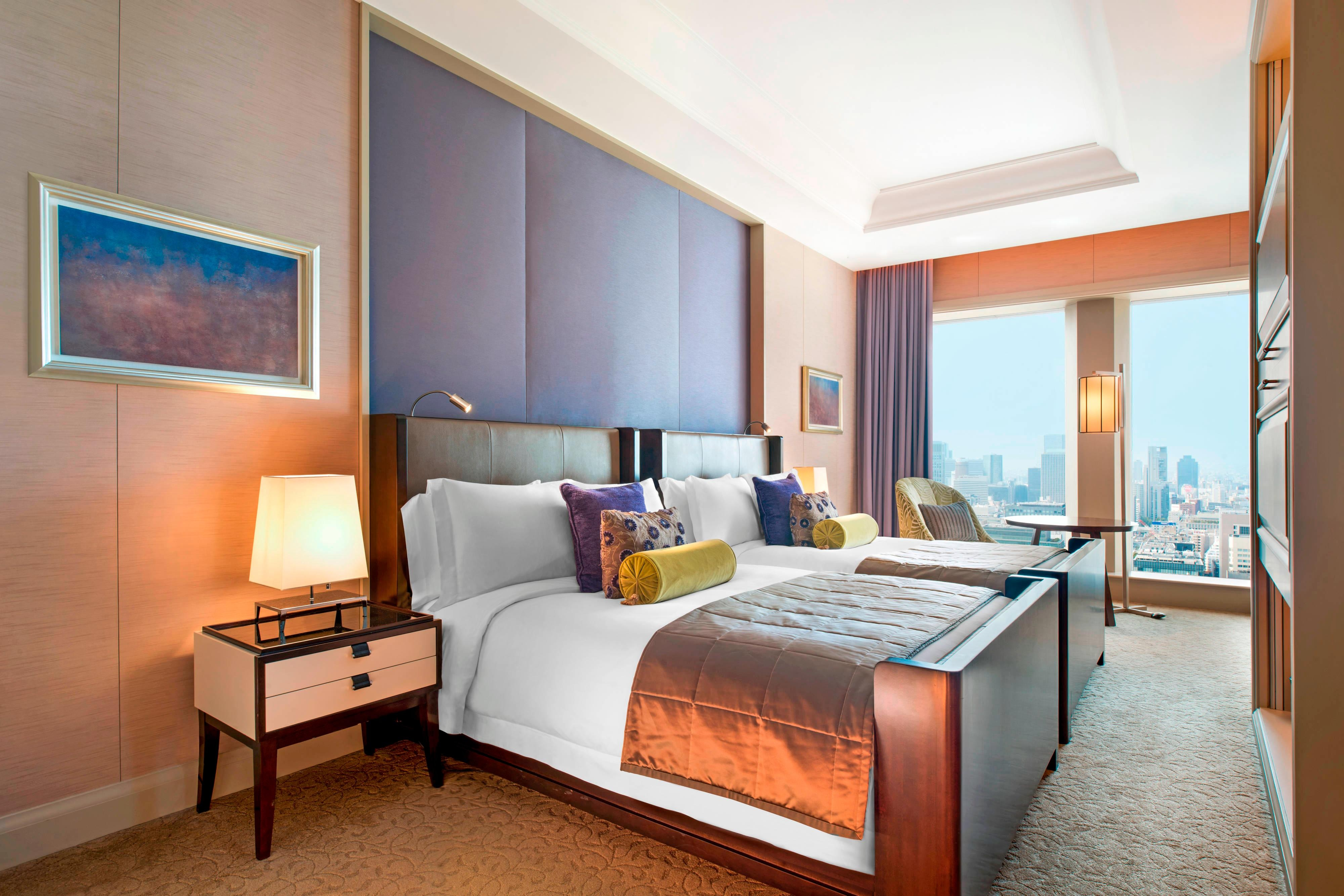 Fuji Suite – Schlafzimmer