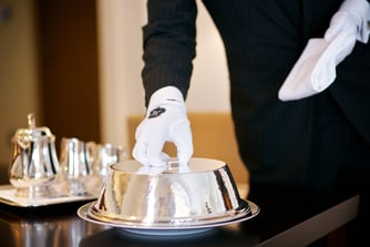 Butler Service In Room Dining