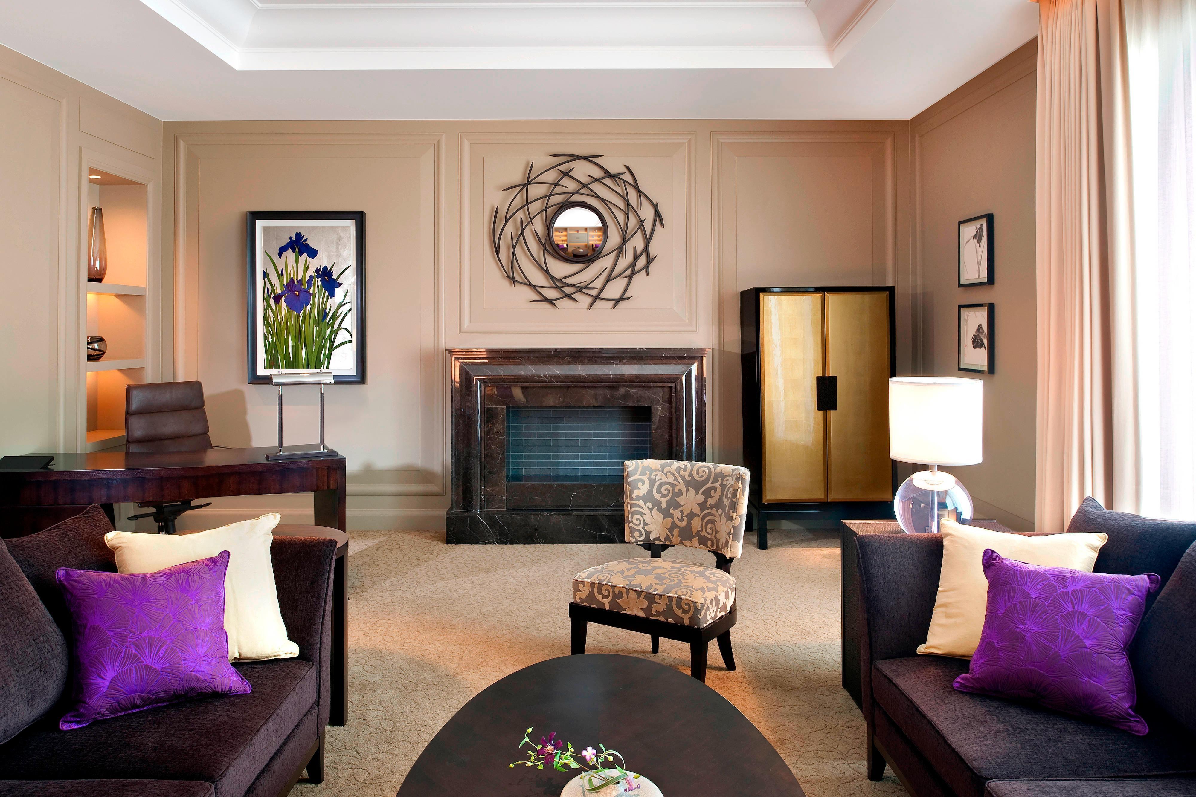 Hanashoubu Suite - Living Room