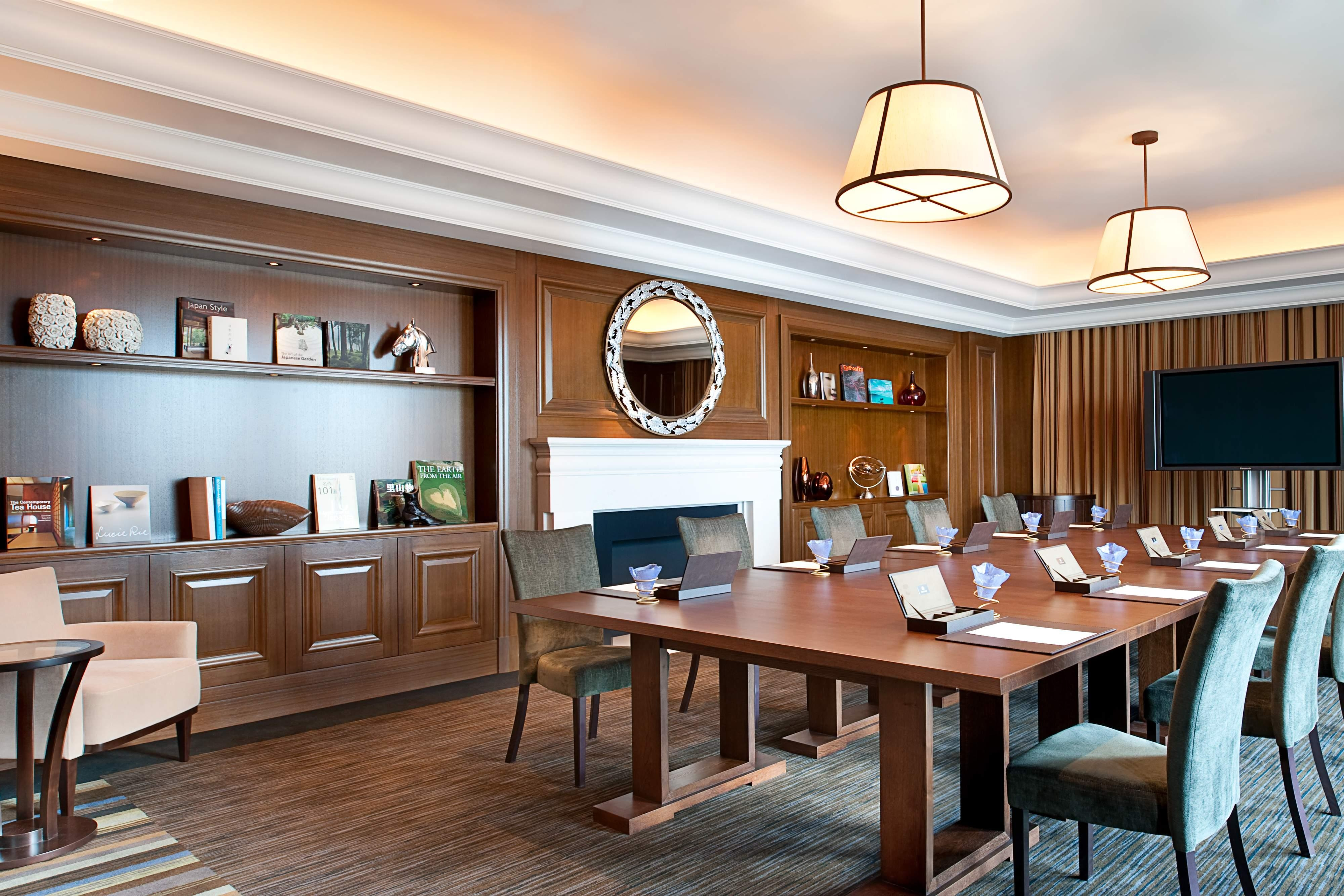 Library Suite Room