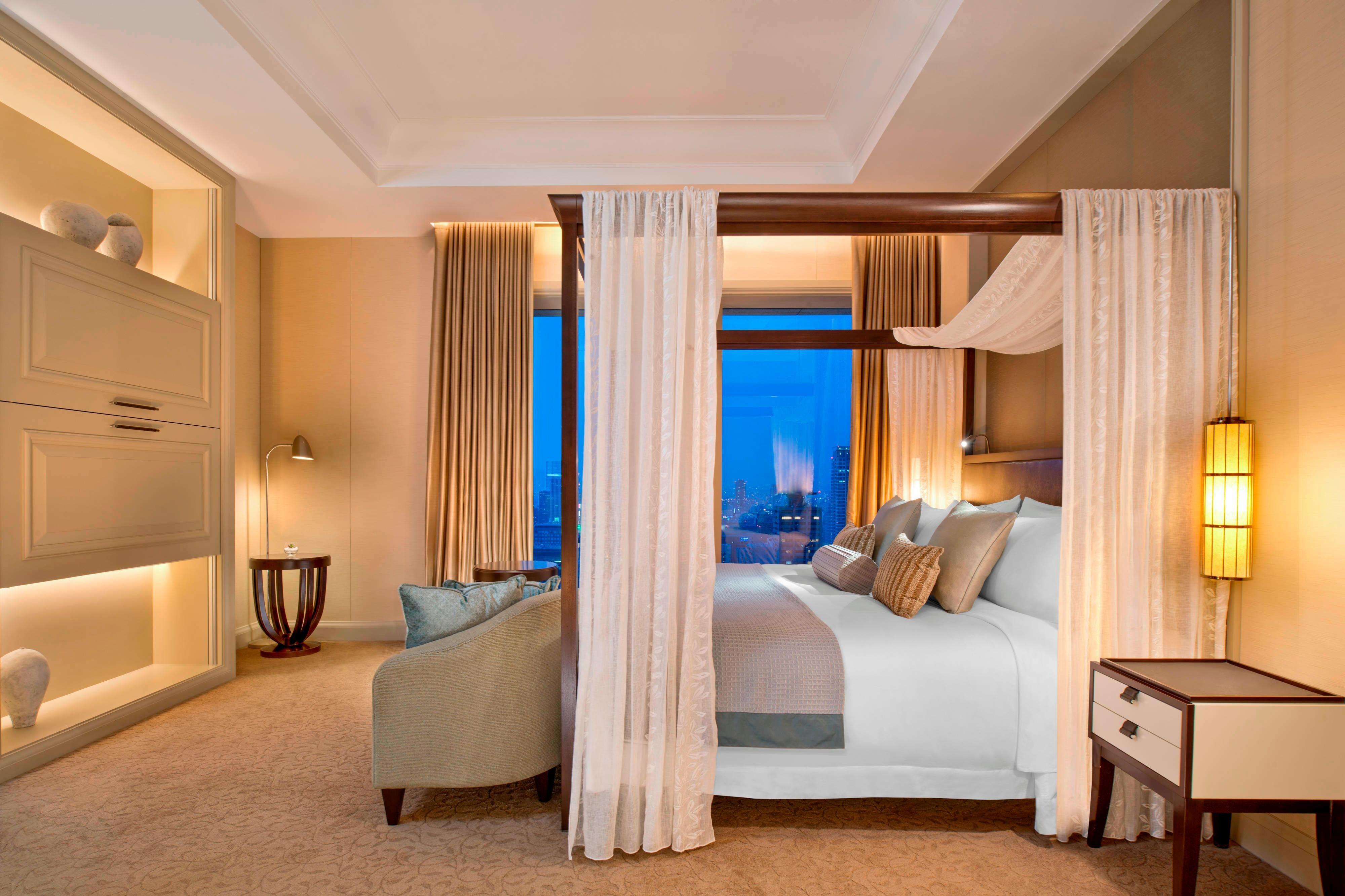 Matsu Suite - Master Bedroom