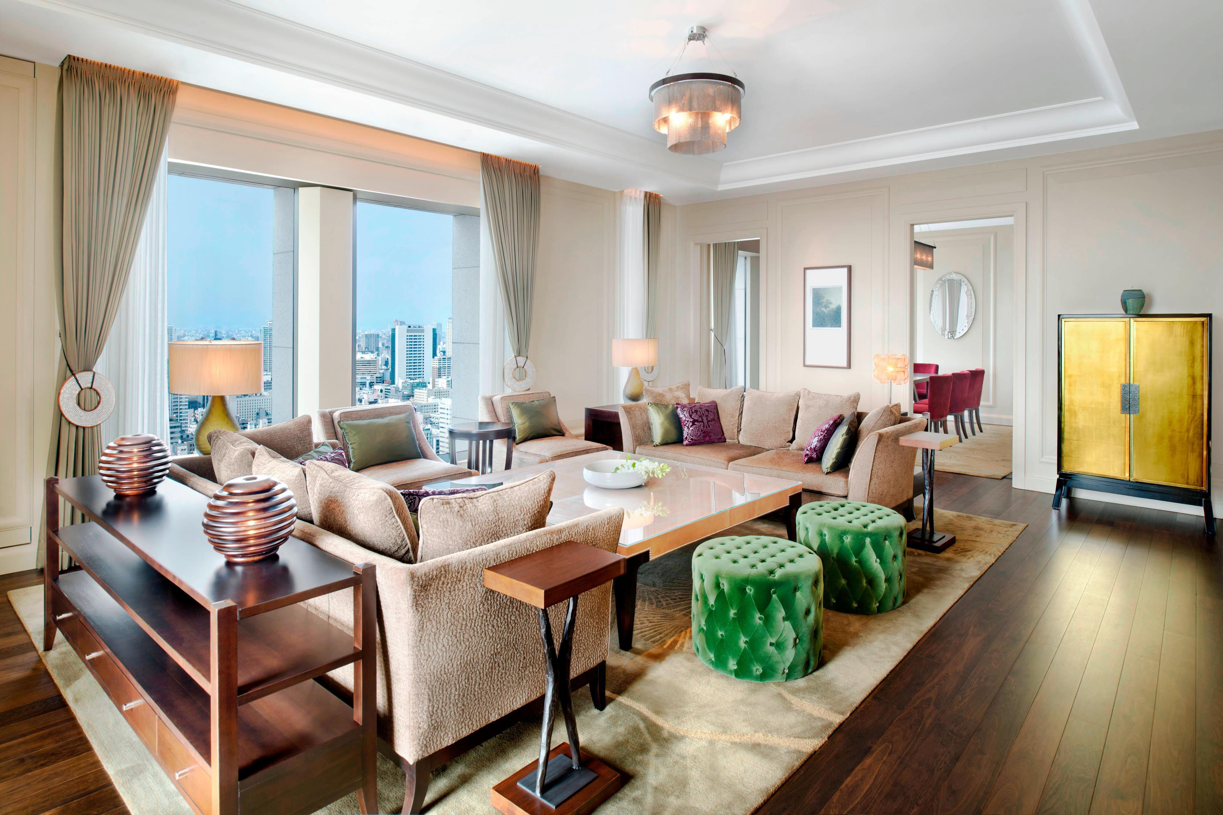 Matsu Suite– Wohnzimmer