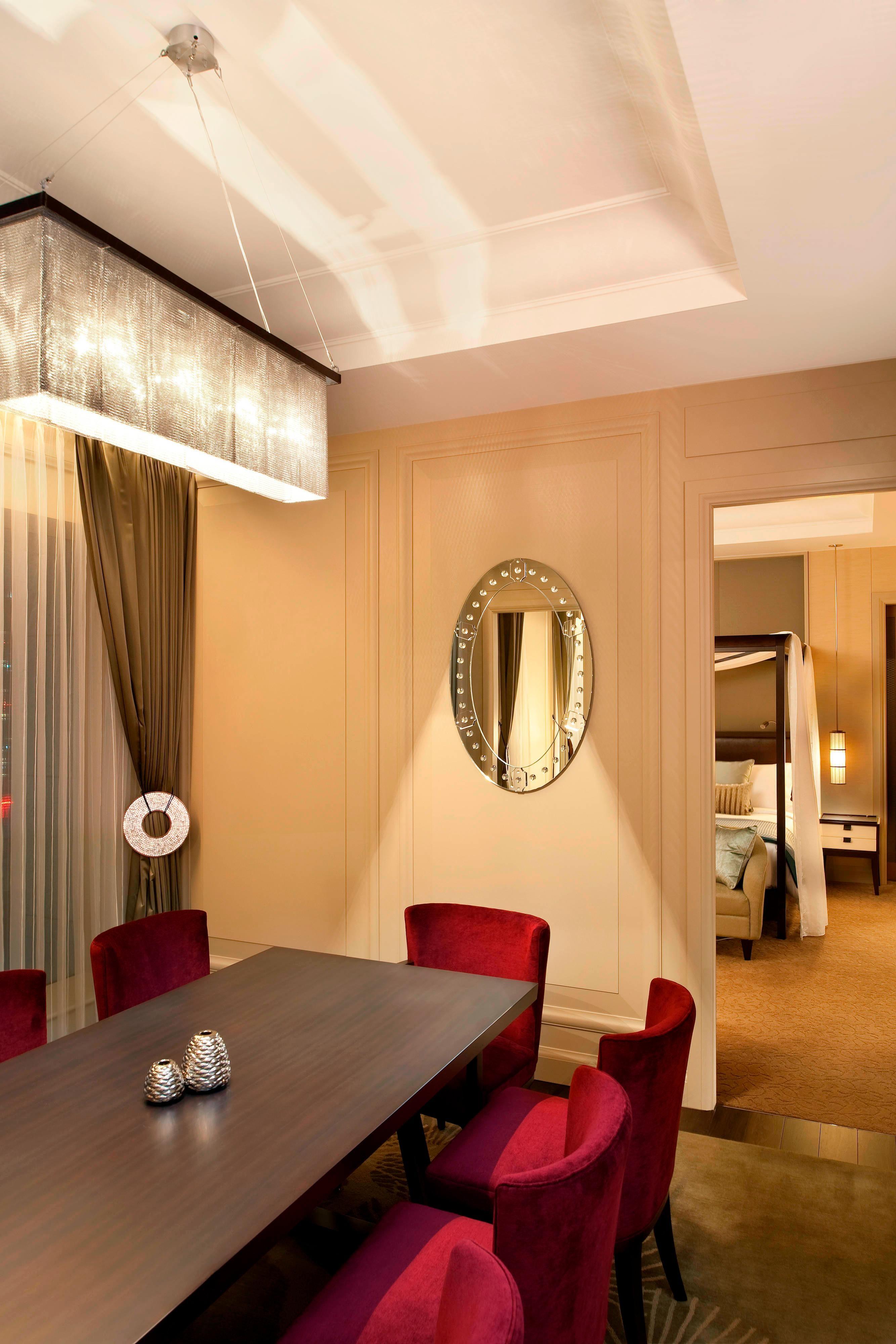 Matsu Suite - Dining Room