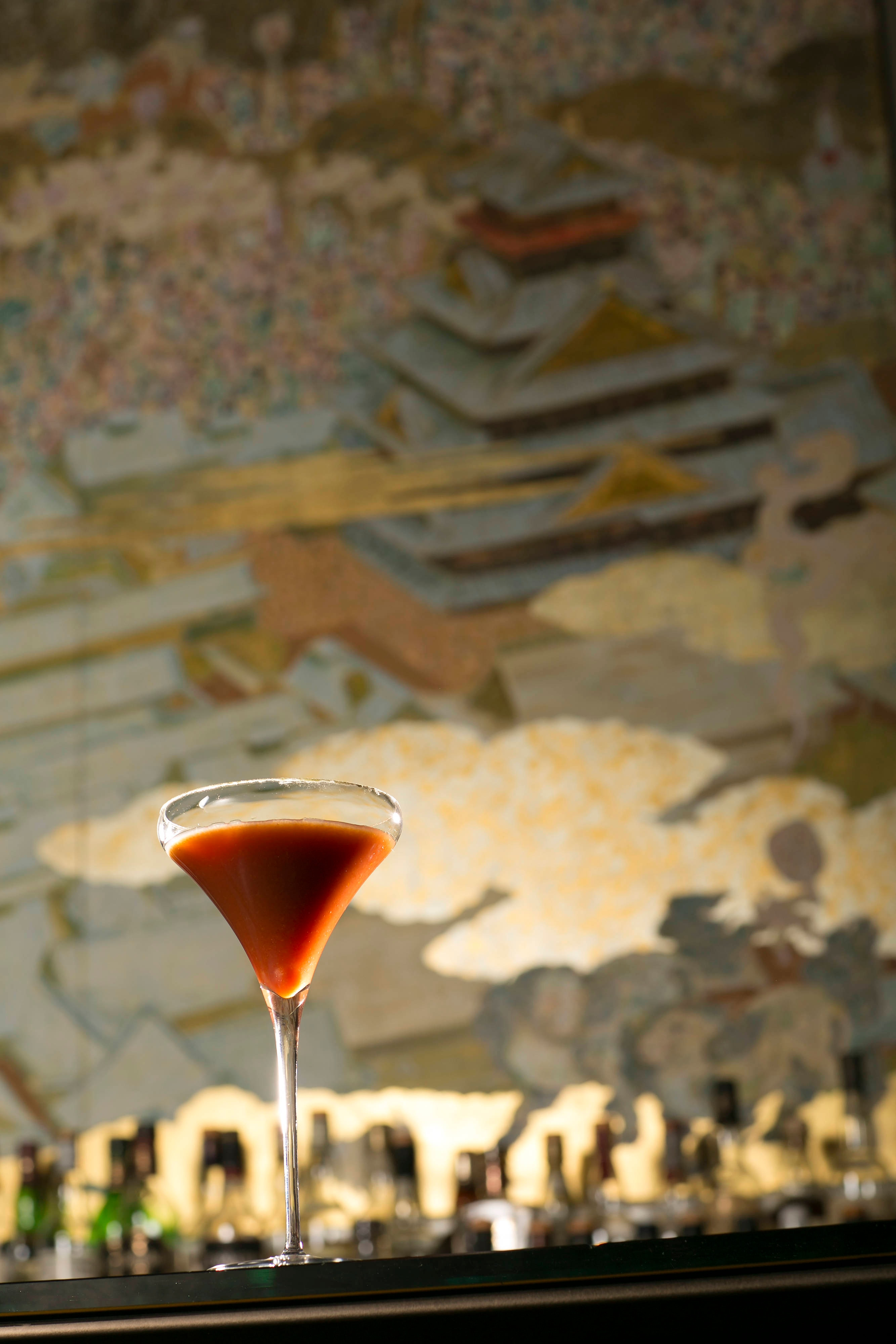 St Regis Bar Shotgun Mary