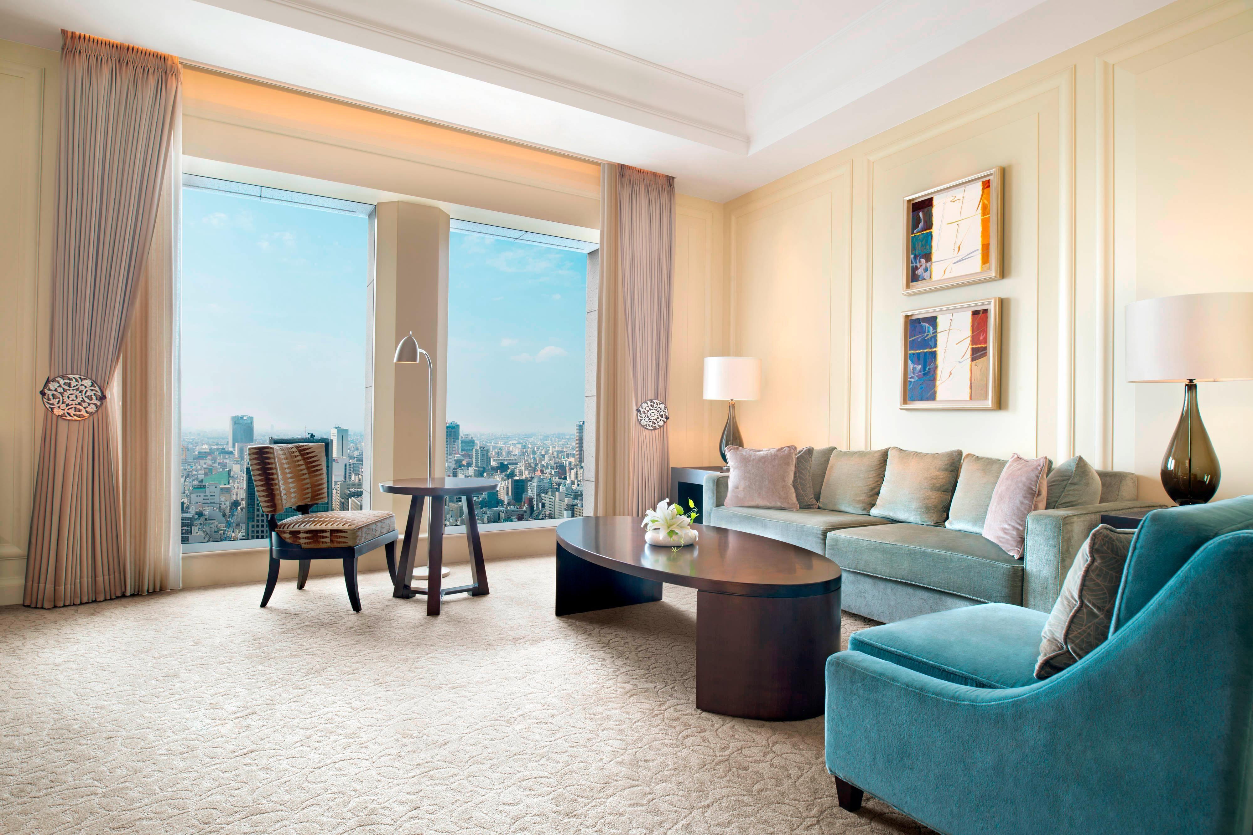 Yuri Suite– Wohnzimmer