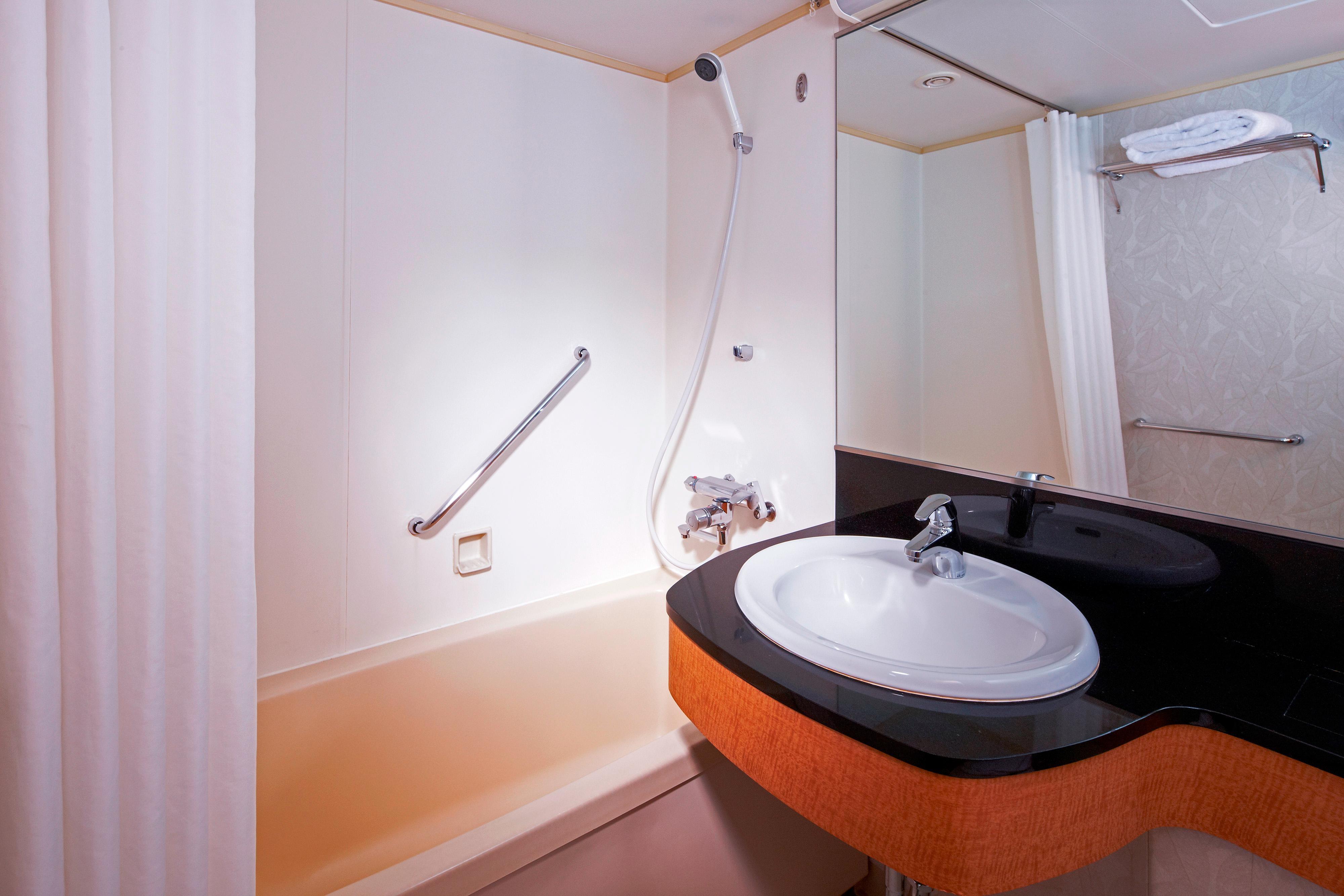 Premium Einzelzimmer– Bad