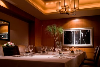Restaurant & Lounge EU Private Room