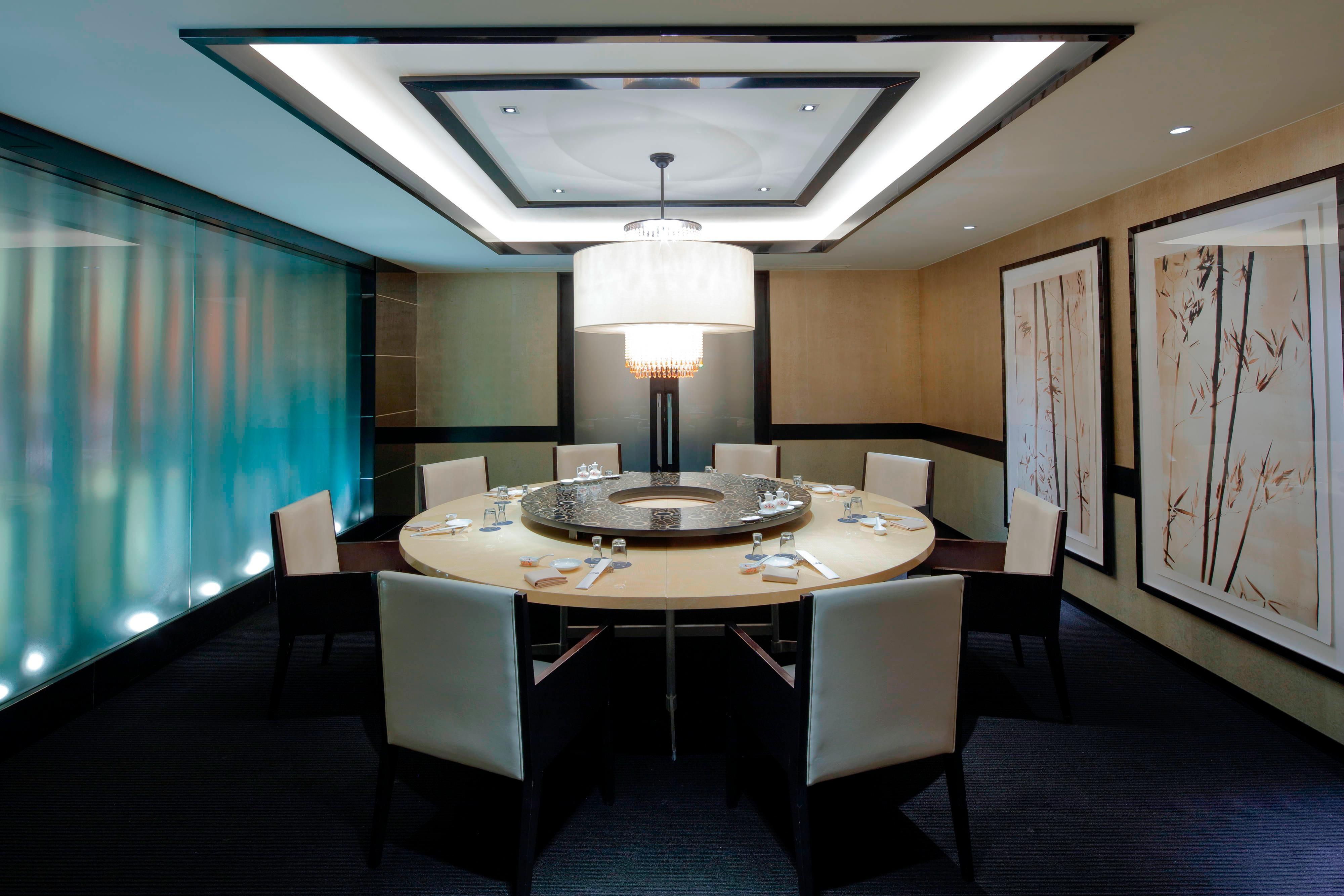 中国料理「四川」の個室