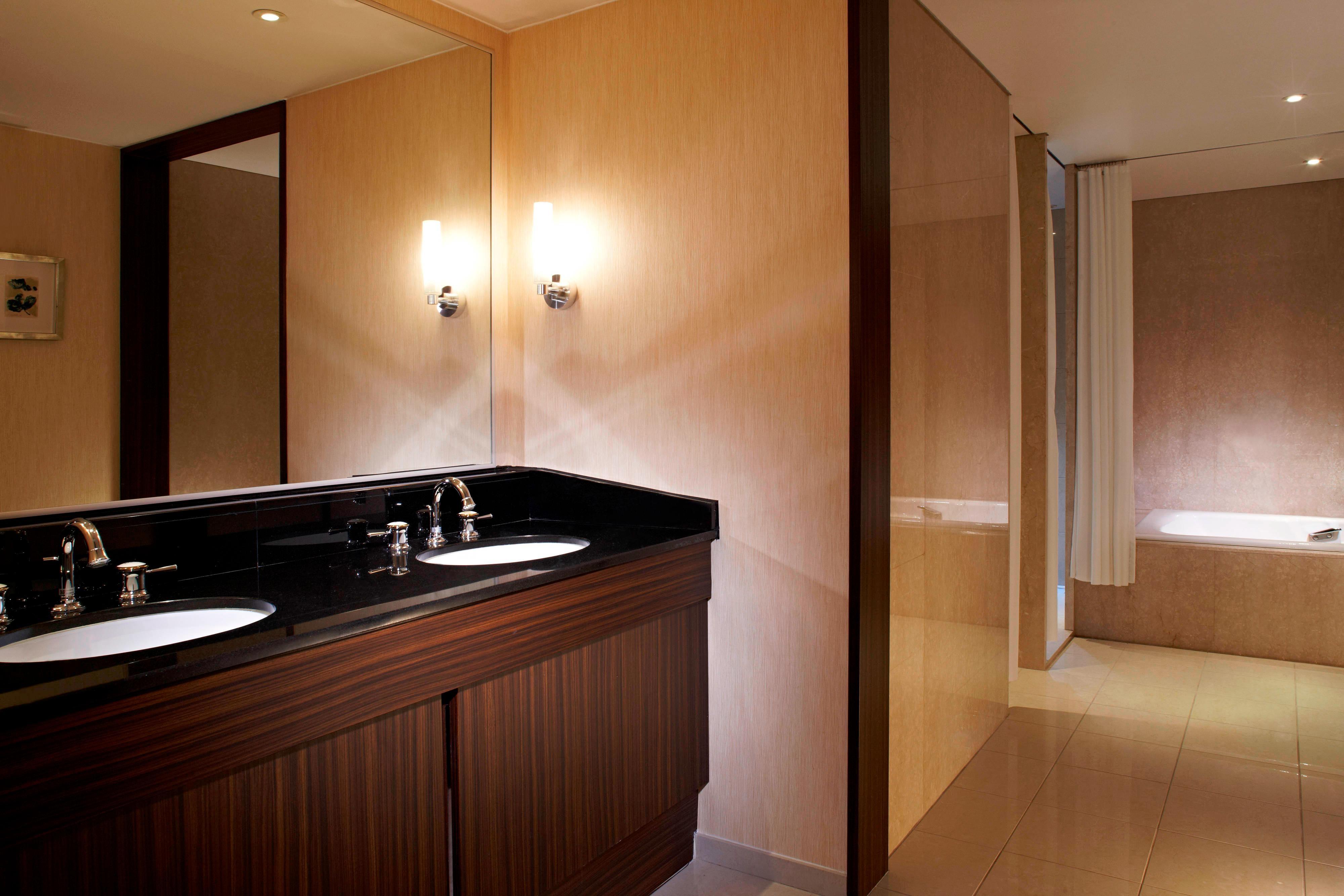 インペリアルスイート―バスルーム