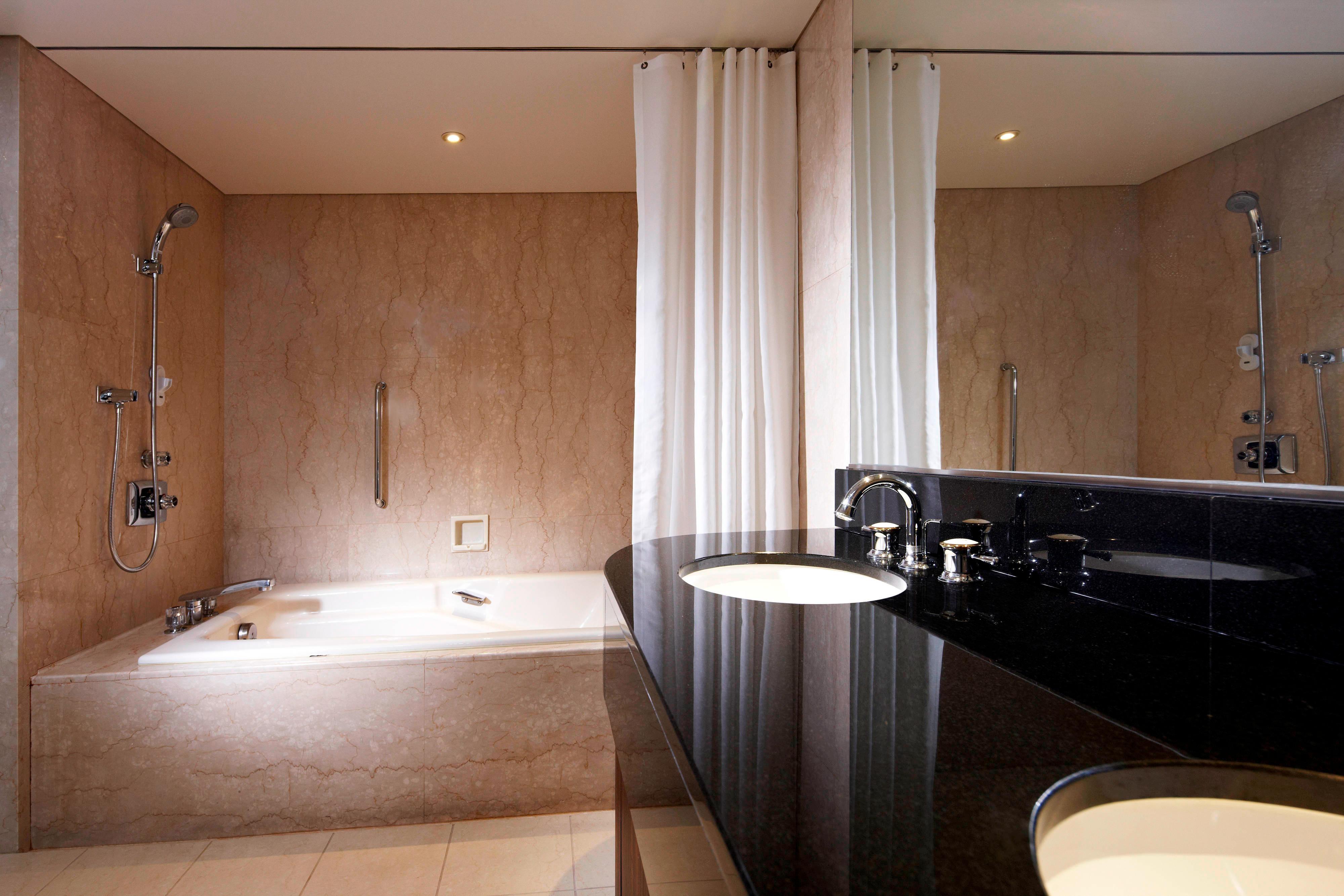 ロイヤルスイート - バスルーム