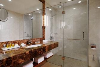 Bathroom Standard Novosibirsk Marriott Russia