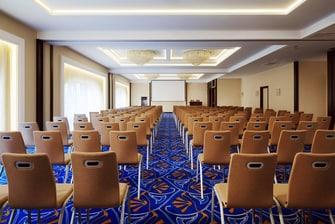 Conference Interior Novosibirsk Marriott Russia