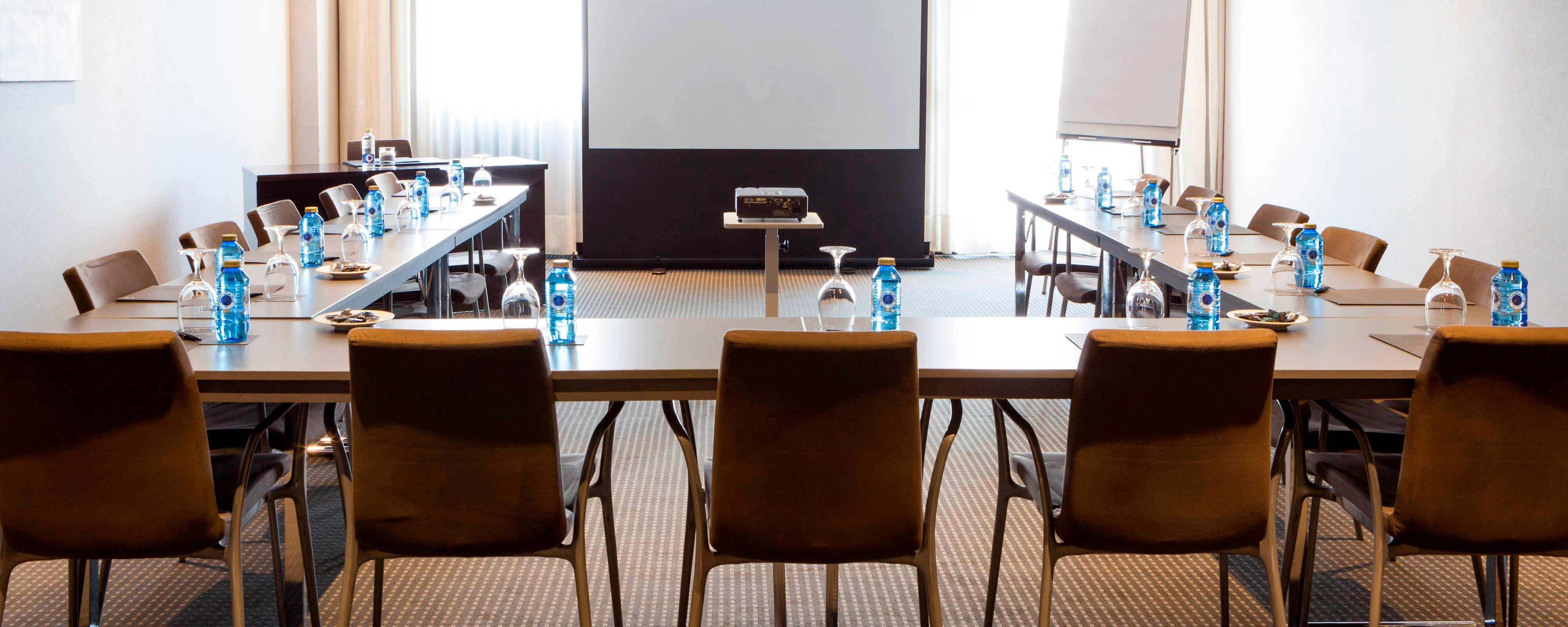 Meeting rooms in Oviedo city center