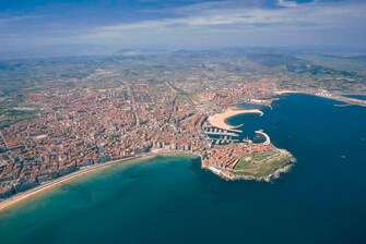 Hotels in Gijón Asturias