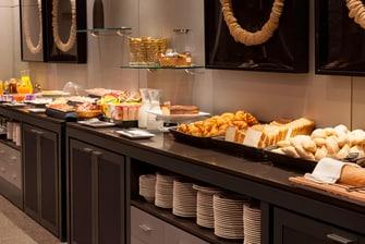 Buffet Breakfast in Gijón city
