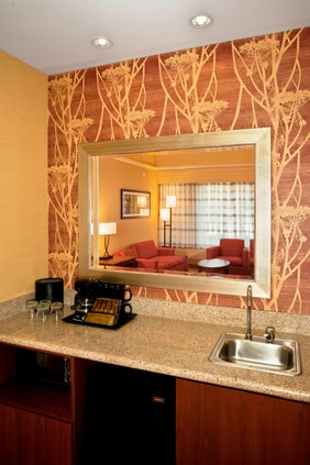 Simi Valley Hotel Room