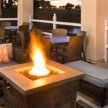 Augusta Patio Fire Pit