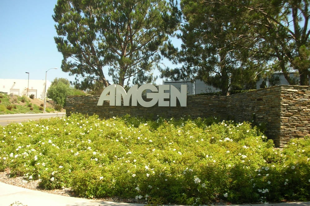 Amgen – Courtyard Thousand Oaks