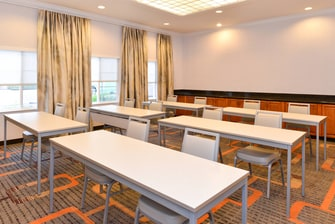 CA Marriott hotel with boardroom for meetings and events