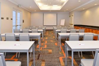 hotel meeting and event space in Palo Alto Los Altos CA