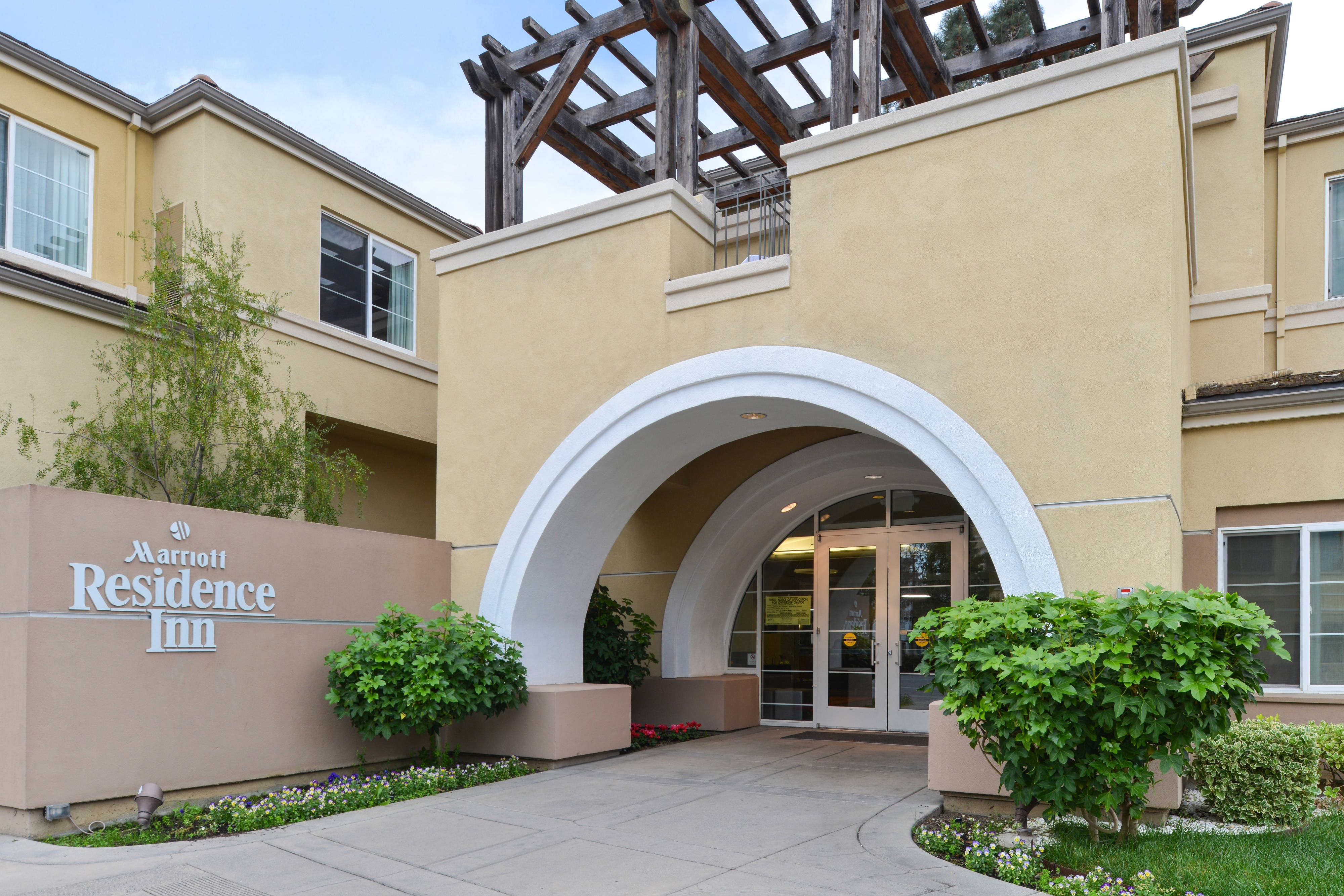Marriott Residence Inn in heart of Silicon Valley near Google and Facebook