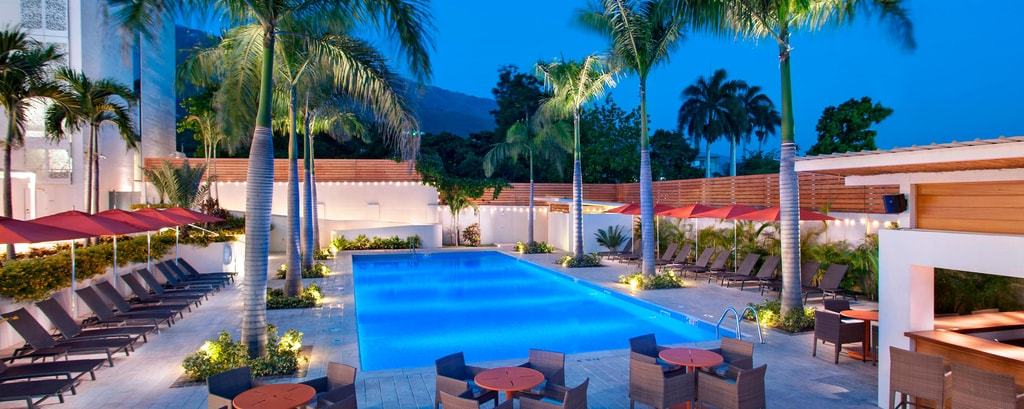 Haiti Hotel Outdoor Pool