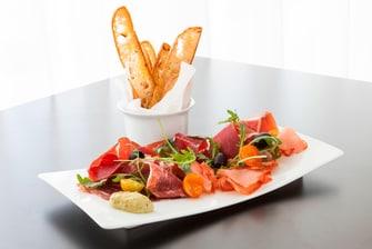 Restaurant à l'aéroport du Bourget